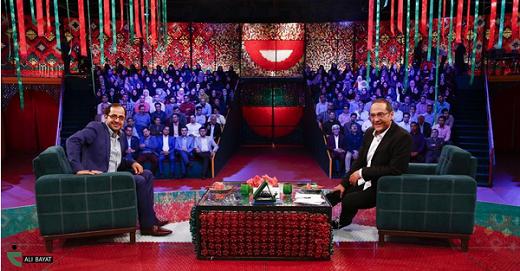 رباعی سفارشی فاضل نظری برای نامزد جناب خان