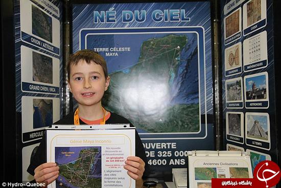 پسر 15 ساله شهر گمشده مایا را یافت + تصاویر