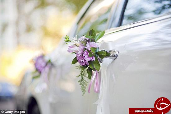 فرار داماد از مراسم عروسی + تصاویر