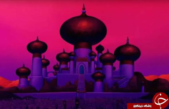 برای زندگی در یکی از قصرهای دیزنی چقدر باید خرج کنیم؟ + تصاویر