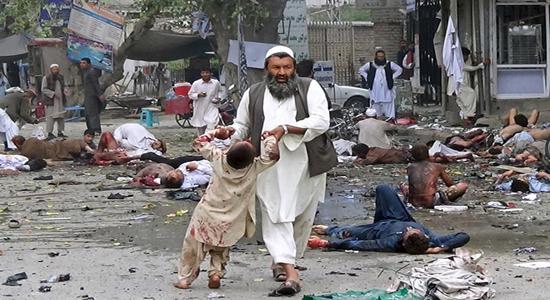 انچام عملیات انتحاری؛ انفجار و دیگر هیچ + تصاویر