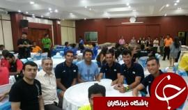 پیروزی تیم های ساحلی ایران در نخستین دیدار