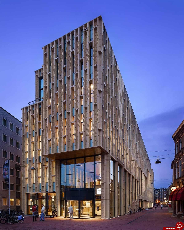 30 معماری برتر در سراسر جهان( قسمت 1از3) +تصاویر