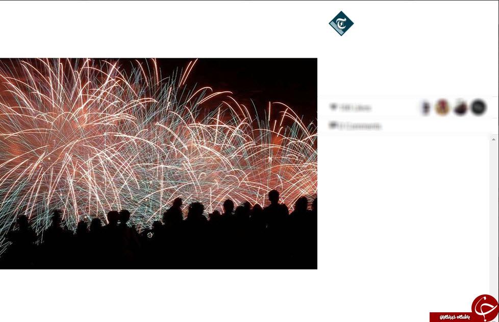 تصاویر برتر اینستاگرام از نگاه تلگراف + 12 عکس