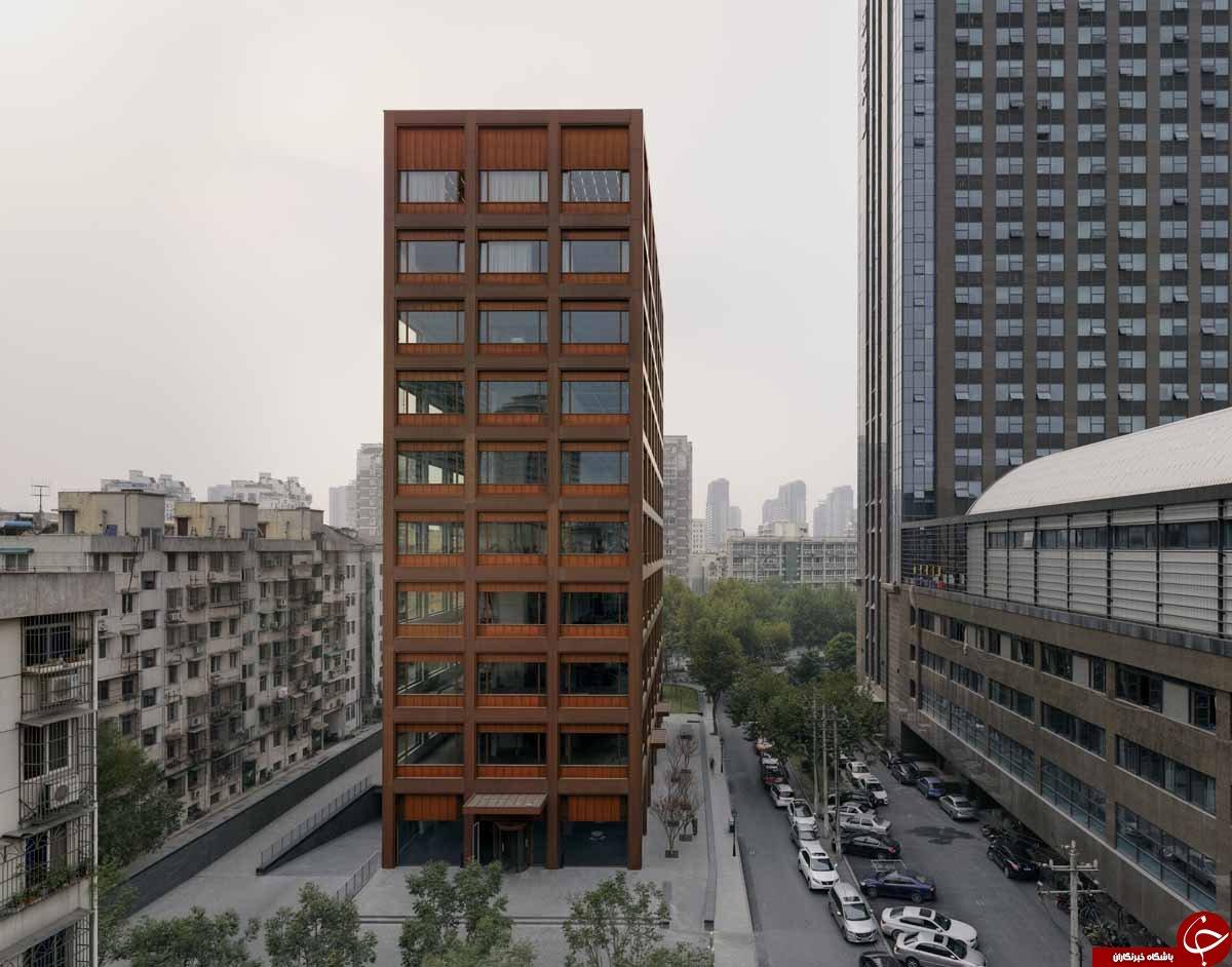 30 معماری برتر در سراسر جهان( قسمت 1از2) +تصاویر
