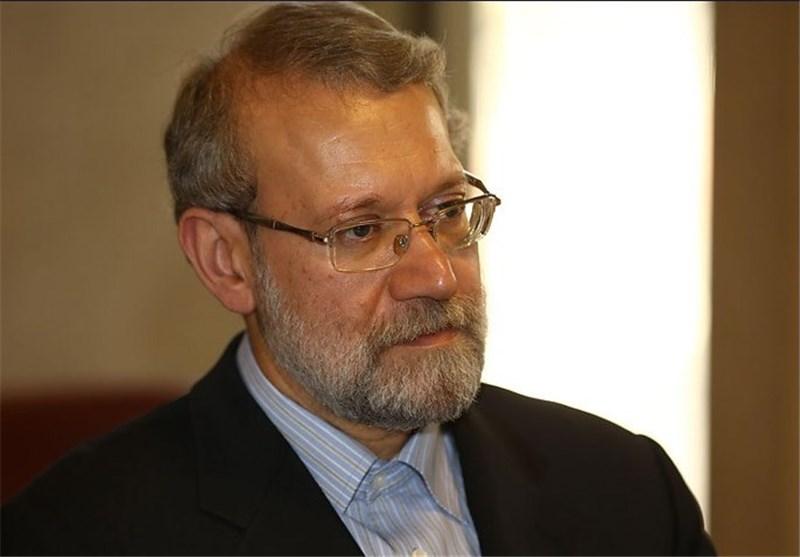 لاریجانی درگذشت سردار محمد ناظری را تسلیت گفت