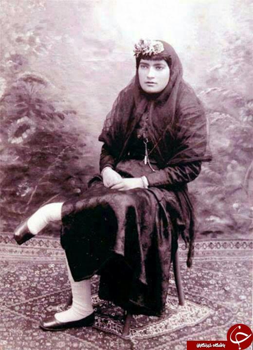 نخستین روزنامه نگار زن ایرانی!