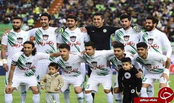 ترکیب شاگردان یحیی مقابل استقلال خوزستان