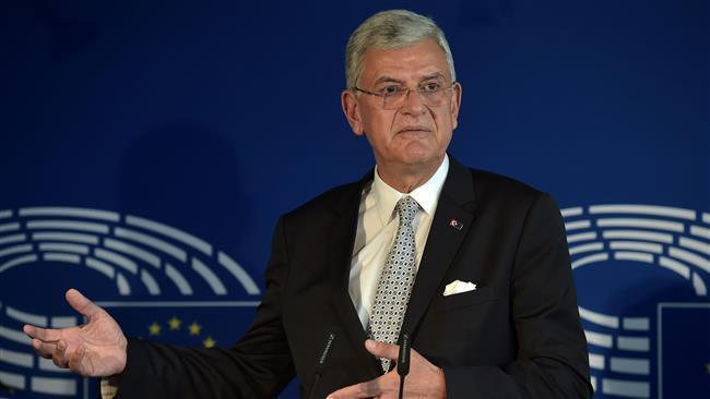 ترکیه: امیدی به توافق با اتحادیه اروپا نداریم