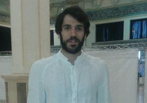 خانوادهام بیشتر از ورزش مرا به خواندن a href='http://zekr.tebyan.net'قرآن/a سفارش میکردند