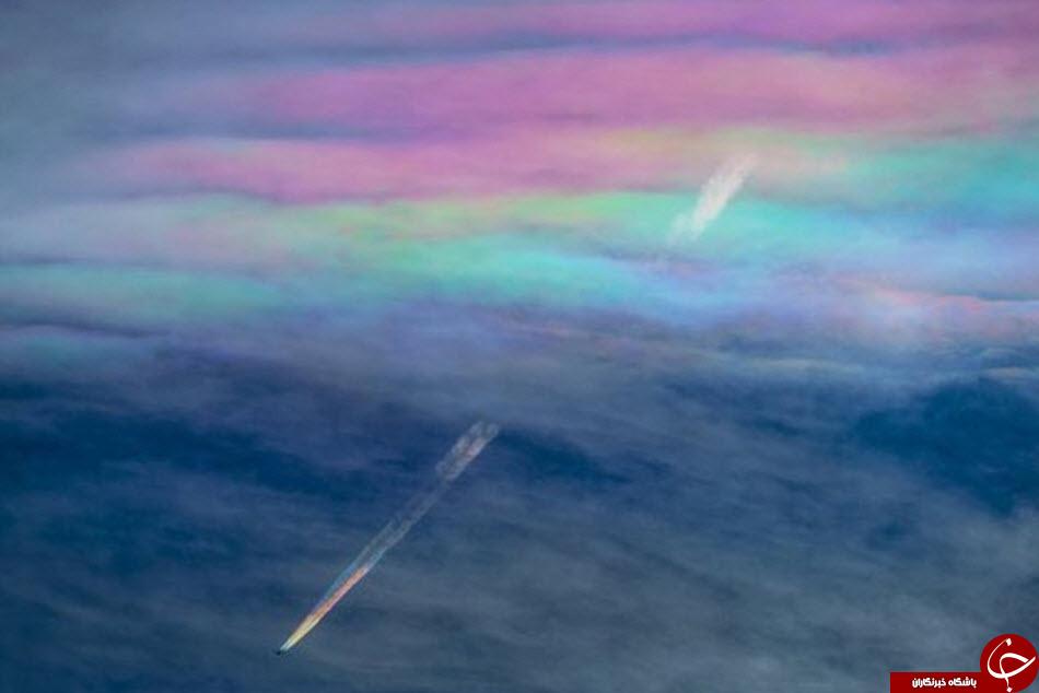 زیبا ترین ابرهایی که تاکنون دیده اید + تصاویر