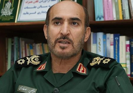 سردار صفاری: 100 مستشار نظامی از دانشگاه افسری سپاه به سوریه و عراق اعزام میشوند