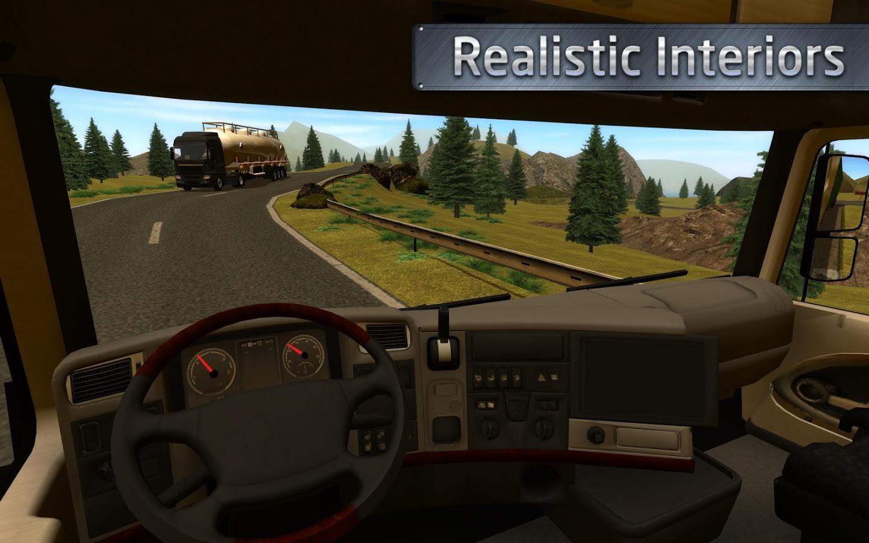 این بازی شما را به راننده کامیون واقعی تبدیل می کند+ دانلود