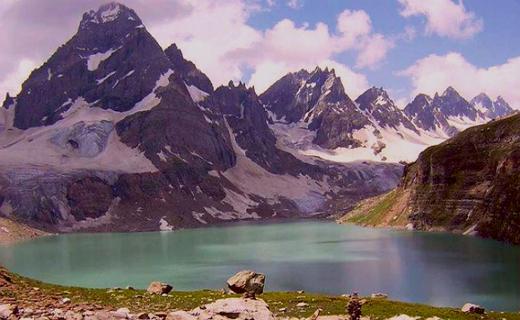 کشمیر دومین مقصد گردشگری رمانتیک جهان شد+ تصاویر