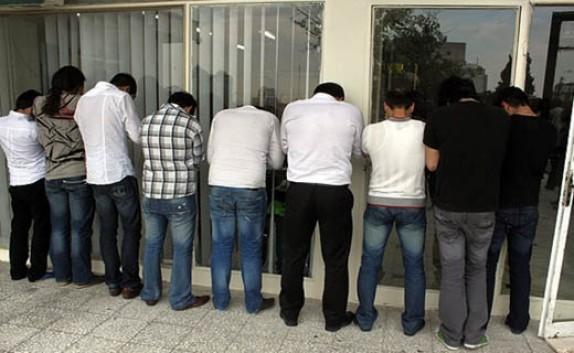 دستگیری تعدادی از وکلا در پارتی شبانه