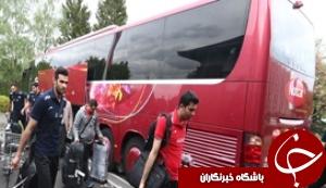 ملیپوشان والیبال امروز به ایران بازمیگردند