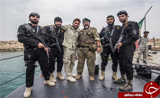 ناگفتههایی از ماموریت تکاوران سپاه در جولانگاه دزدان دریایی/ ما برتریم چون «ژن ایرانی» داریم