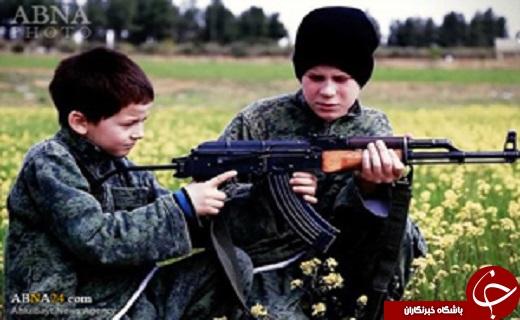 با کوچک ترین تروریستهای جهان آشنا شوید +عکس