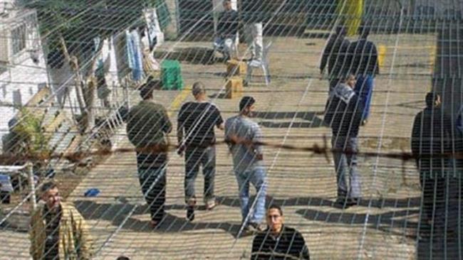 انتقال ۱۲۰ اسیر فلسطینی به مکانی نامعلوم