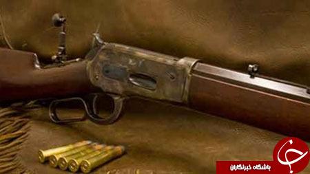 قدیمیترین تفنگ جهان رکورد زد+ تصاویر