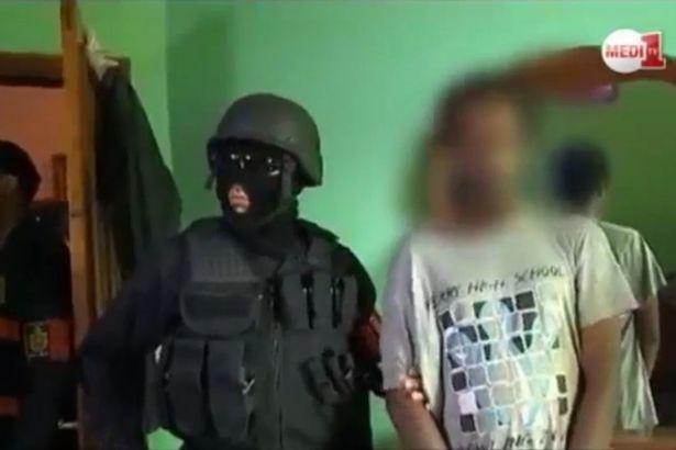 دستگیری یک تروریست داعشی در مراکش+ تصاویر