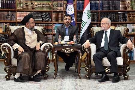 سفر وزیر اطلاعات کشورمان به بغداد و پرونده های قابل بحث