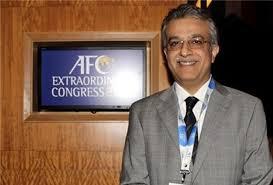 پیام شیخ سلمان به مناسب روز فوتبال پایه