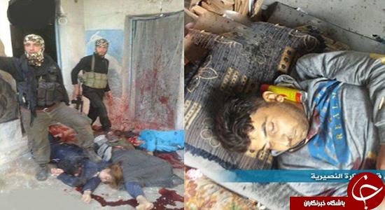 از پرواز جنگنده های آمریکایی برفراز یمن تا قلع و قمع شدن 15 فرمانده جبهه النصره + تصاویر