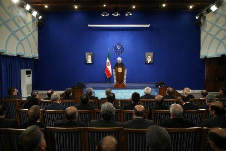 رسالت دستگاه سیاست خارجی بیان واقعیتها و آینده روشن ایران است/ سفرای ایران ظرفیتهای کشور را به خوبی برای سرمایهگذاران تشریح کنند