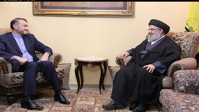 سید حسن نصرالله، کمک های ایران برای حل سیاسی بحران های منطقه ای را ستود