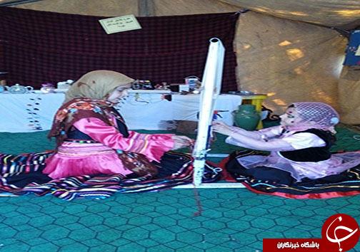 جشنواره اموزشی تربیتی مدارس عشایری