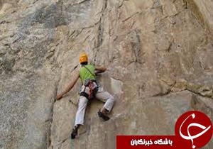 دست سنگنوردان ایرانی از مدال کوتاه ماند