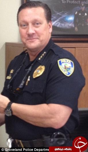 پلیس فلوریدا خودش را جریمه کرد + تصاویر/ در حال کار