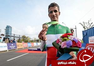 حسین عسگری المپیک ریو را از دست داد