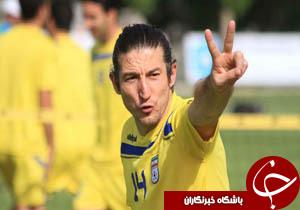 کاپیتان تیم ملی فوتبال در فدراسیون/ سامورایی تنها ماند