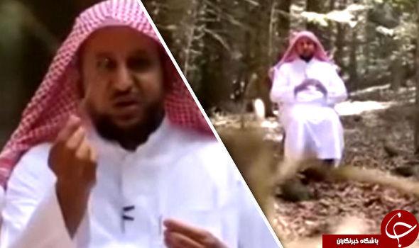 چگونه زنان خود را کتک بزنید؟ پاسخ مشاور سعودی +تصاویر