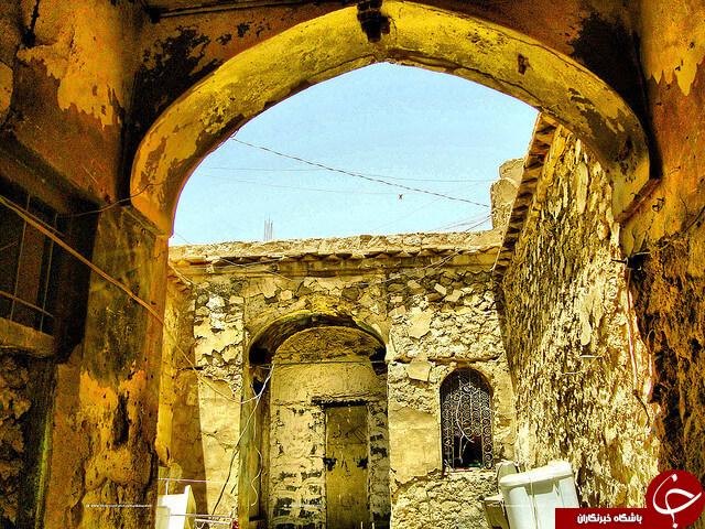 قدیمی ترین مکان های تاریخی جهان +تصاویر