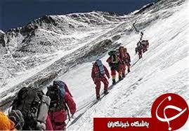 هیمالیانوردان ایرانی در انتظار هوای خوب برای ادامه صعود به اورست