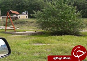 شهروندخبرنگار:بی مهری به مسجد شهرستان گالیش + تصاویر