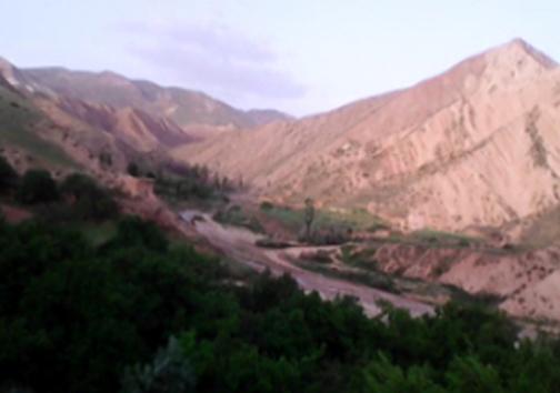 شهروندخبرنگار؛توریستها دیدن این روستا را از دست ندهند+ فیلم