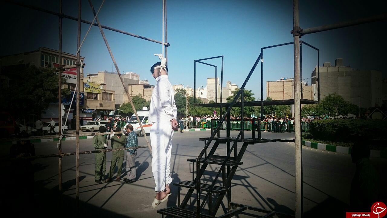 قصاص عامل جنایت طلا فروشی نگار در مشهد