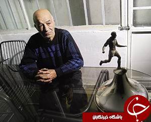 بهمن بهلولی درگذشت