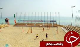 تیم های ملی والیبال ساحلی جوانان راهی لائوس شدند