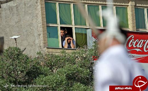 قصاص عامل جنایت طلا فروشی نگار در مشهد+تصاویر