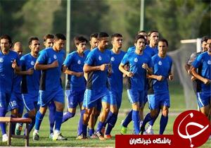 لغو اردوي ابي پوشان و بازدید نمايندگان استقلال از خرمشهر