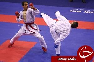 تیم ملی کاراته در آکادمی ملی المپیک