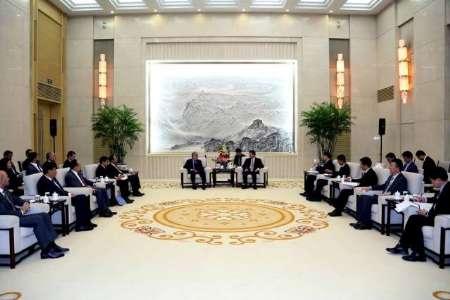 حمایت پکن از ساخت خط آهن میان چین، قرقیزستان، تاجیکستان، افغانستان و ایران