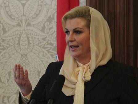 رییس جمهوری کرواسی وارد تهران شد