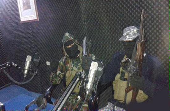 اینجا ننگرهار است؛ صدای رادیو داعش! + تصاویر