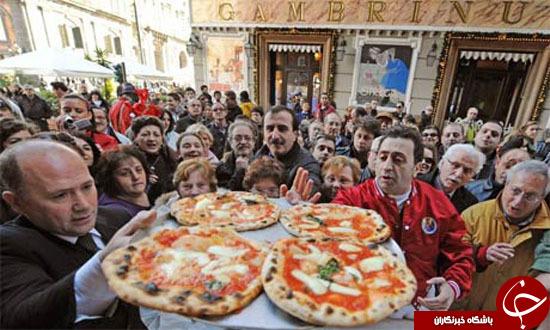تنوع خوراک در بهترین جشنوارههای غذا +تصاویر